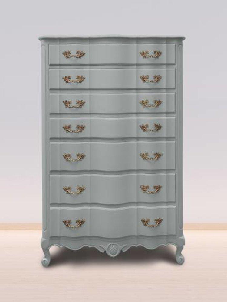 Autentico Vintage furniture paint, color Scandinavian Blue