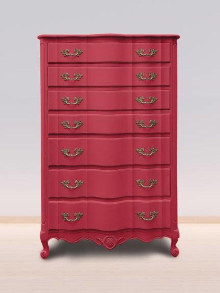 Autentico Vintage furniture paint, color Ruby