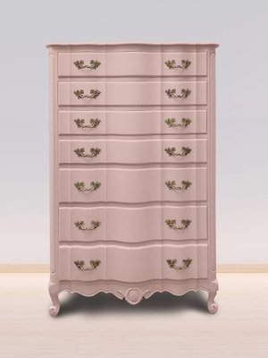 Autentico Vintage furniture paint, color  Rose