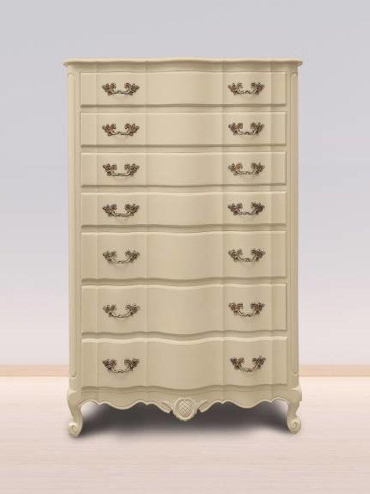 Autentico Vintage furniture paint, color  Rose White