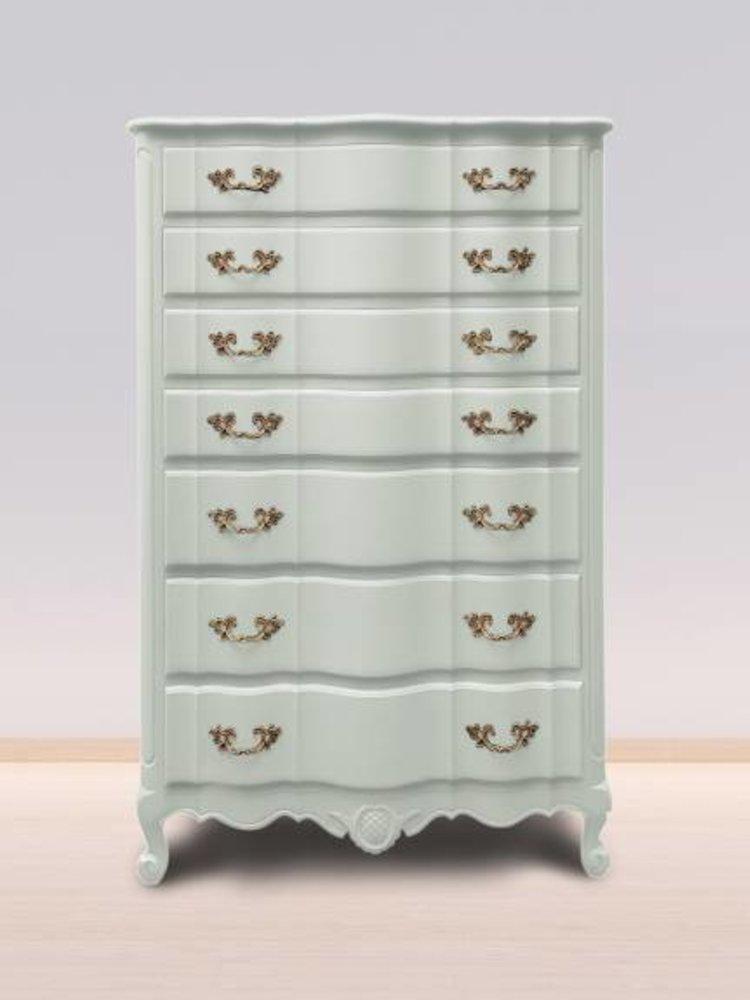 Autentico Vintage furniture paint, color  Roman White