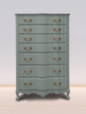 Autentico Vintage furniture paint, color Racing Green
