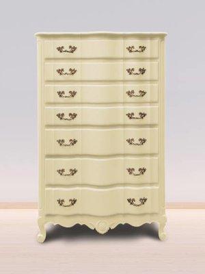 Autentico Vintage furniture paint, color  Paris White