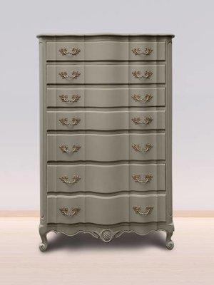 Autentico Vintage furniture paint, color Nutmeg