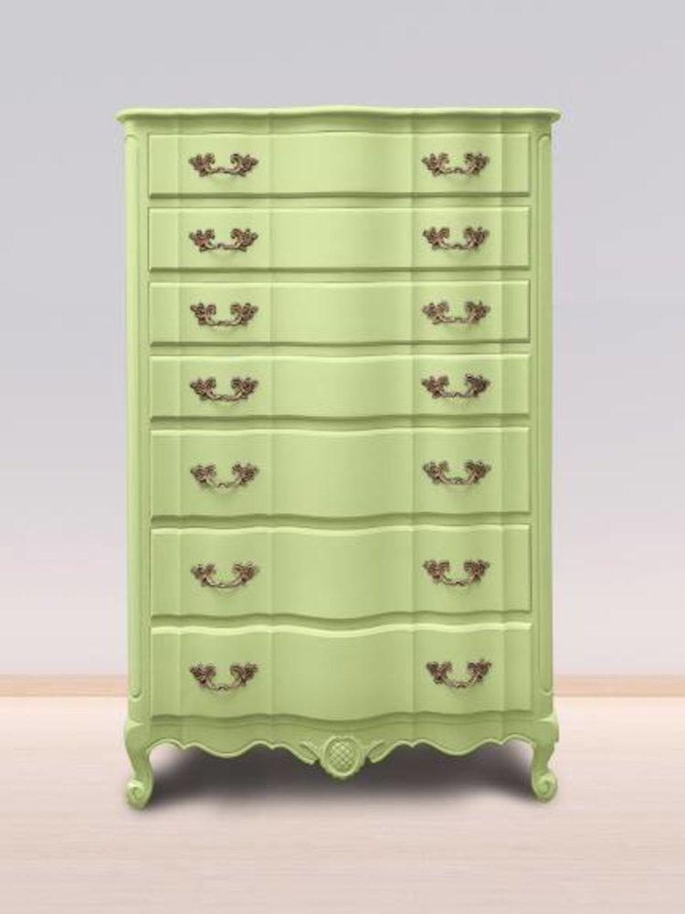Autentico Vintage furniture paint, color  Lime