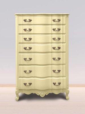 Autentico Vintage furniture paint, color  Mimosa