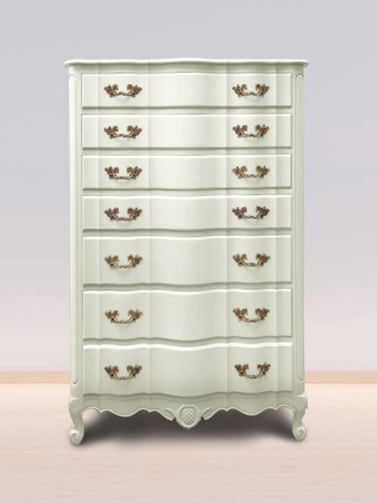 Autentico Vintage furniture paint, color  Milk