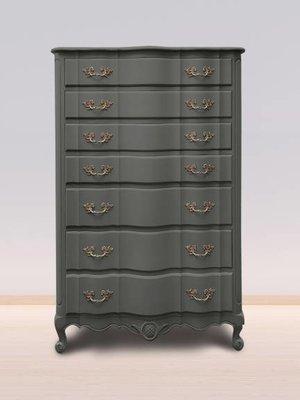 Autentico Vintage furniture paint, color  Lava