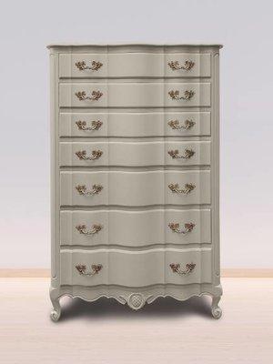 Autentico Vintage furniture paint, color Latte