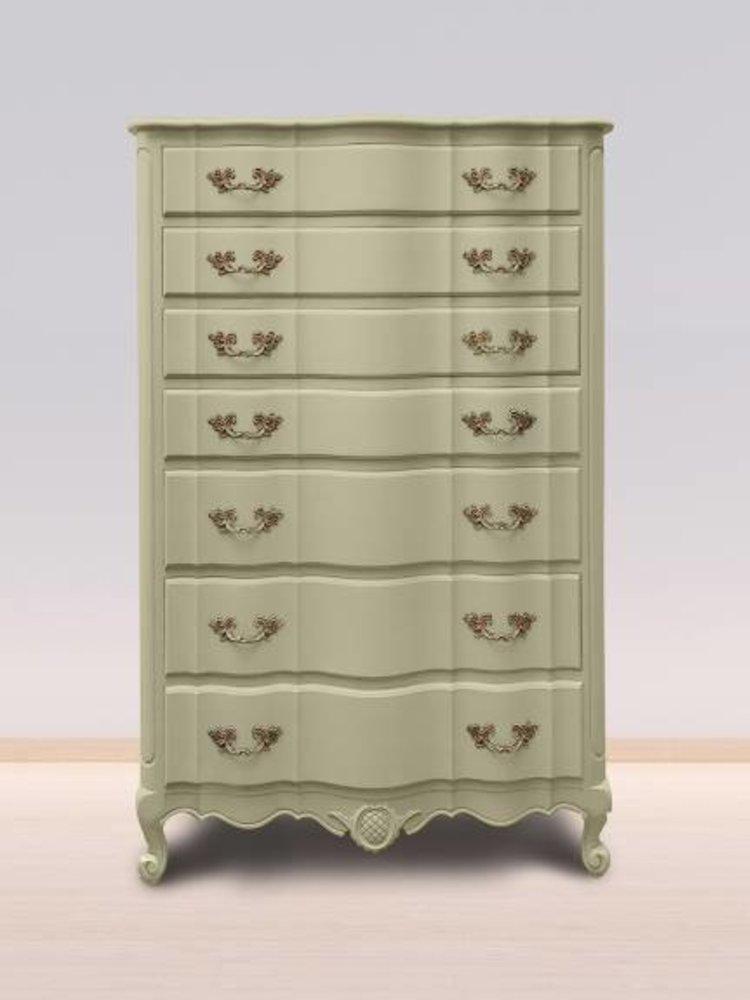 Autentico Vintage furniture paint, color Kiwi