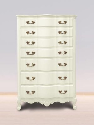 Autentico Vintage furniture paint, color  Ivory