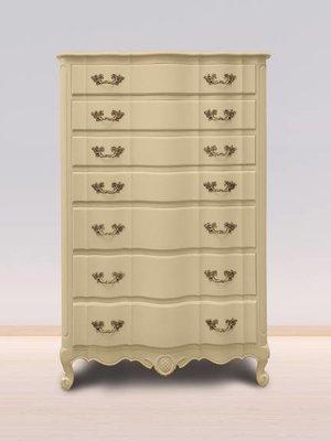 Autentico Vintage furniture paint, color  Indian Sand
