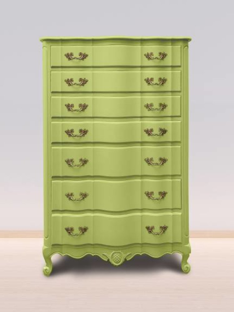 Autentico Vintage furniture paint, color Green Tea