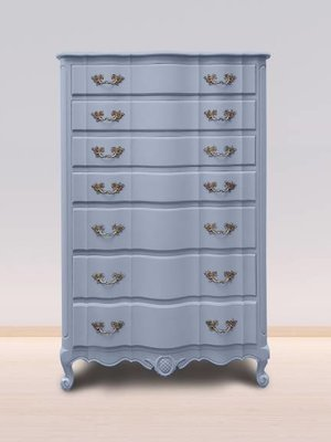 Autentico Vintage furniture paint, color Gers Bleu