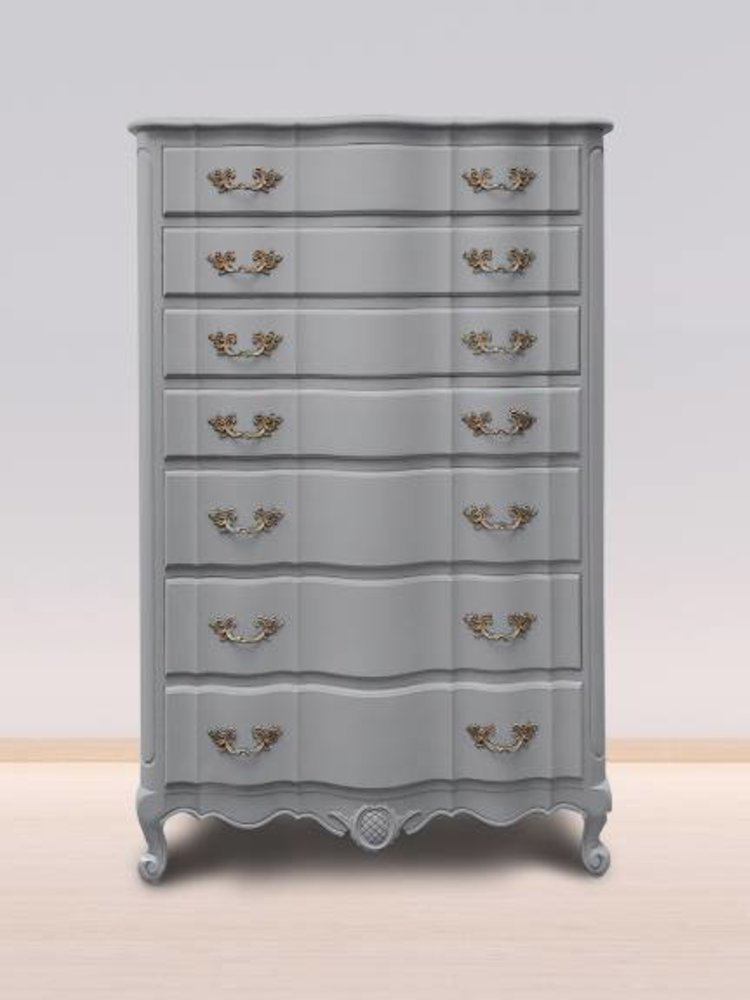 Autentico Vintage furniture paint, color  French Grey