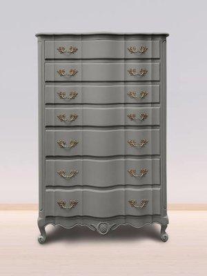 Autentico Vintage furniture paint, color Earth Stone
