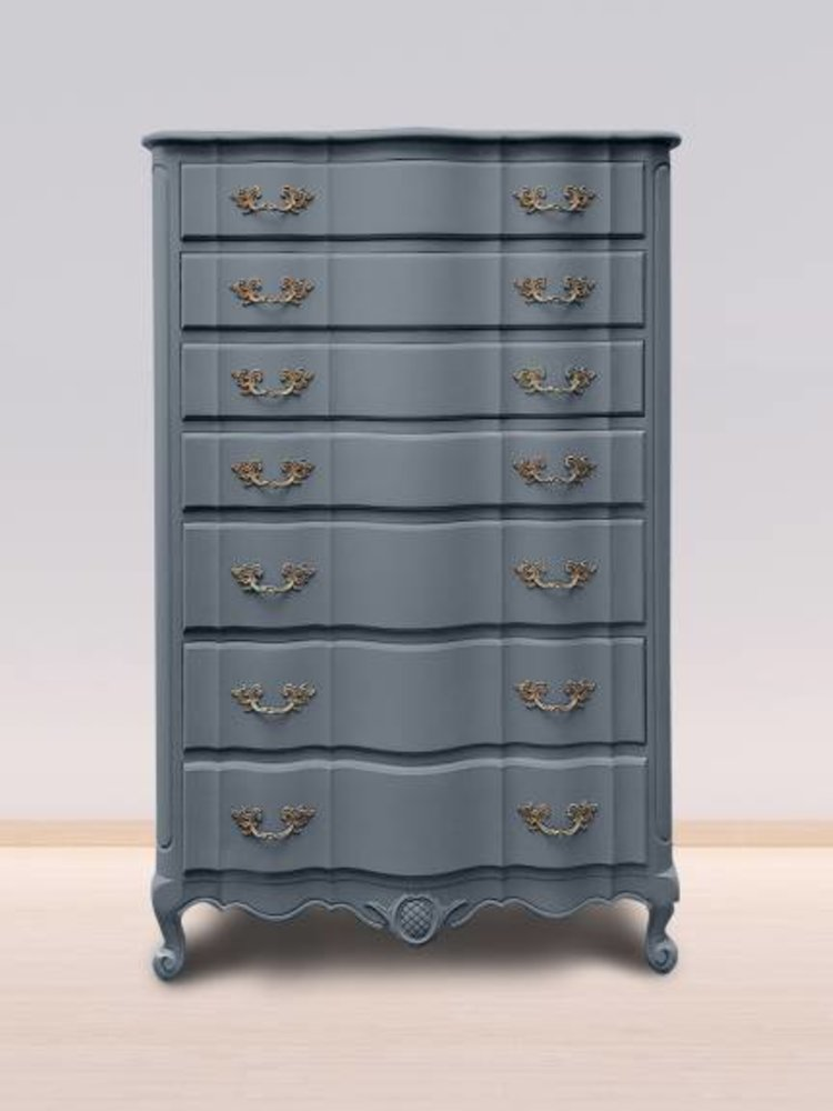 Autentico Vintage furniture paint, color  Denim