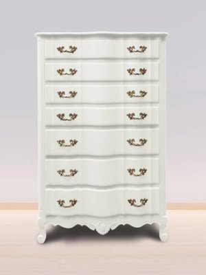 Autentico Vintage furniture paint, color  Casa Blanca