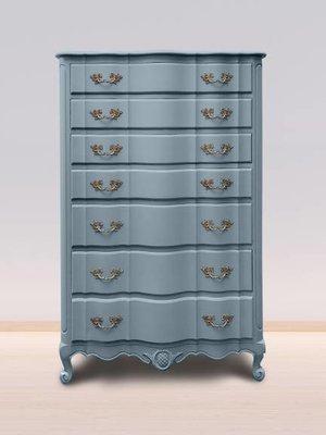 Autentico Vintage furniture paint, color Clear Clouds