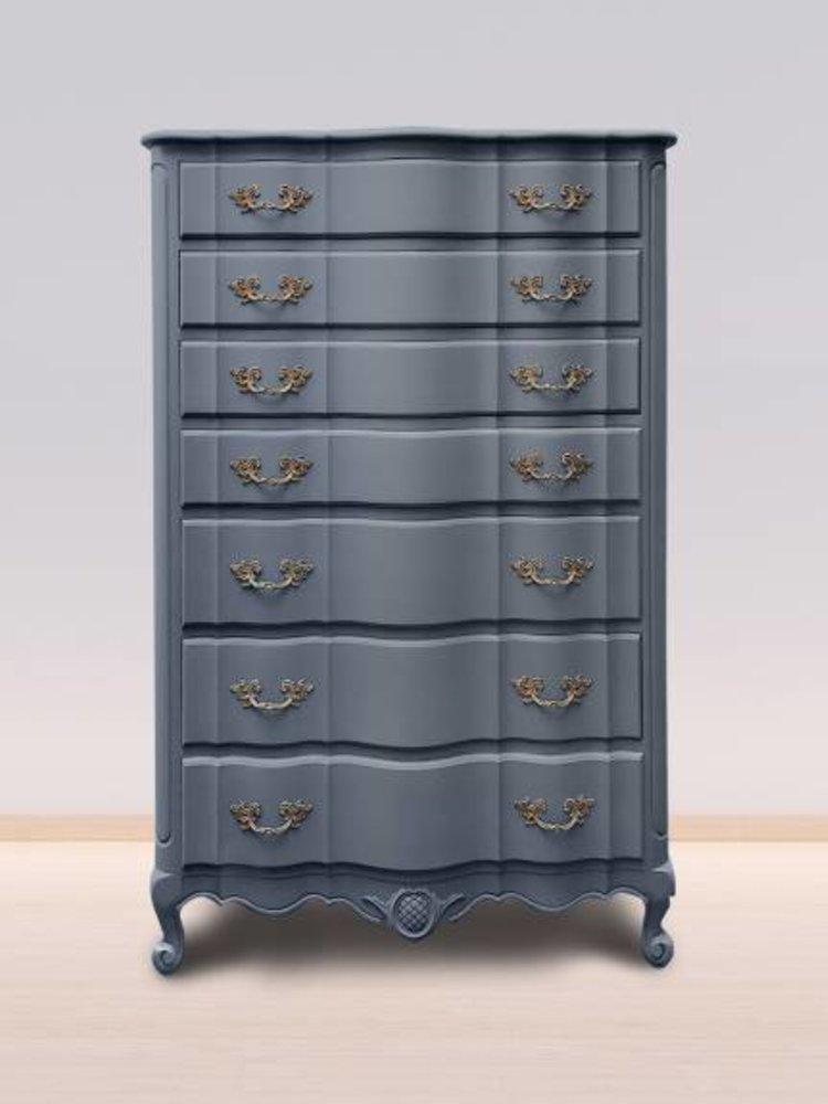 Autentico Vintage furniture paint, color Code Blue