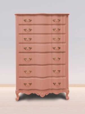 Autentico Vintage furniture paint, color  Blushed