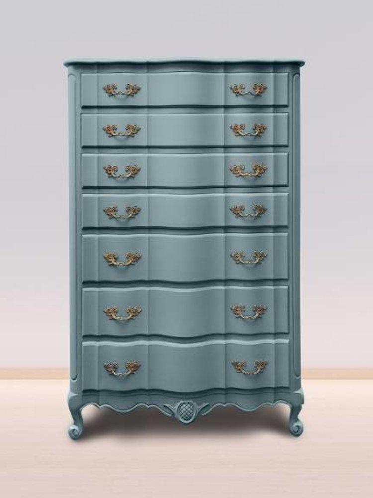 Autentico Vintage furniture paint, color  Blue Star