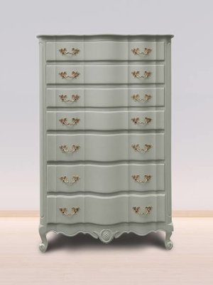 Autentico Vintage furniture paint, color  Bleu Gris