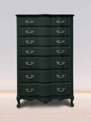 Autentico Vintage furniture paint, color  Black Hills