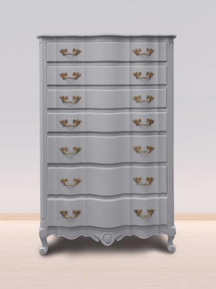 Autentico Vintage furniture paint, color Warm Grey