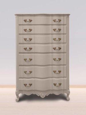 Autentico Vintage furniture paint, color Soft Mauve