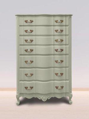 Autentico Vintage furniture paint, color Surrey Hills