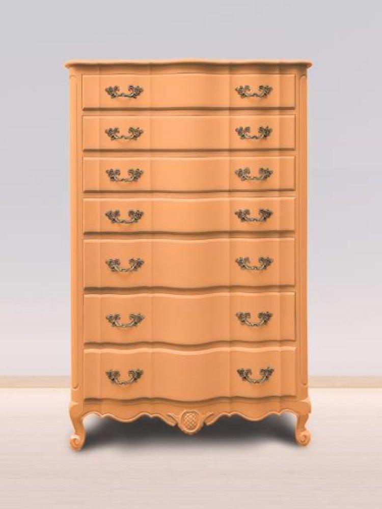 Autentico Vintage furniture paint, color Tea Rose