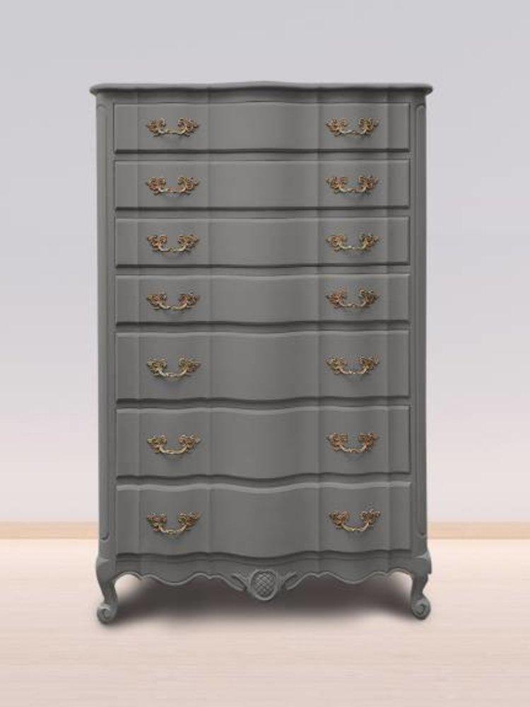 Autentico Vintage furniture paint, color  Thunder Sky