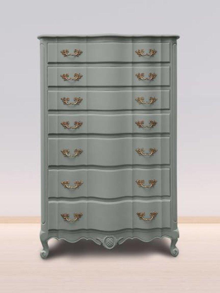 Autentico Vintage furniture paint, color  Troubled Water