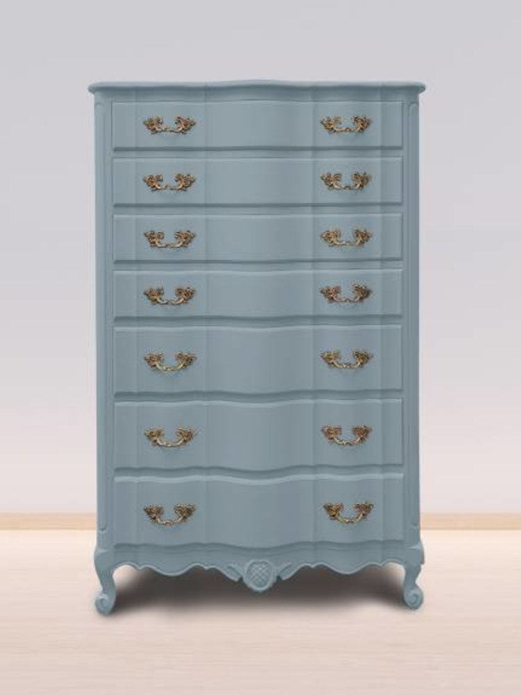 Autentico Vintage furniture paint, color Summer Sky