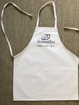 Autentico Paint USA apron