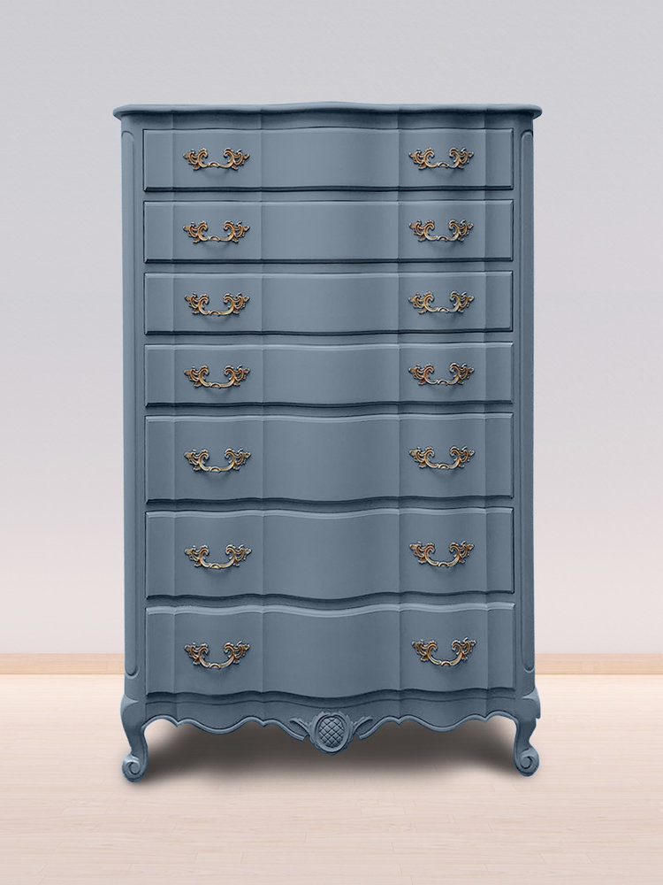 Autentico Vintage furniture paint, color Deep Blue