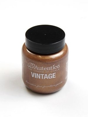Ancient Copper Metallic Paint
