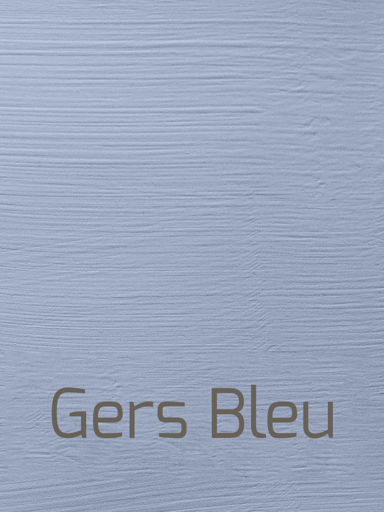 Versante, washable paint for inside and outside, color Gers Bleu