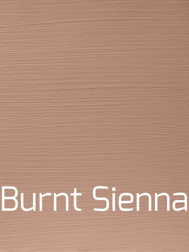 Fresh, washable paint for inside and outside, Burnt Sienna