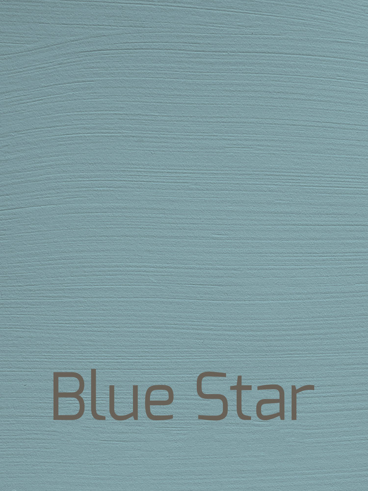 Versatile, washable paint for inside and outside, color Blue Star