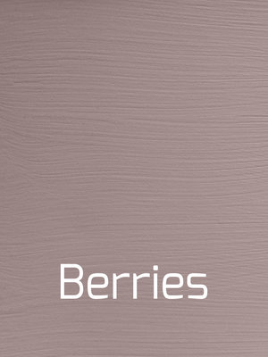 Versatile, washable paint for inside and outside, color Berries