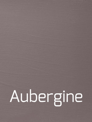 Versatile, washable paint for inside and outside, color Aubergine