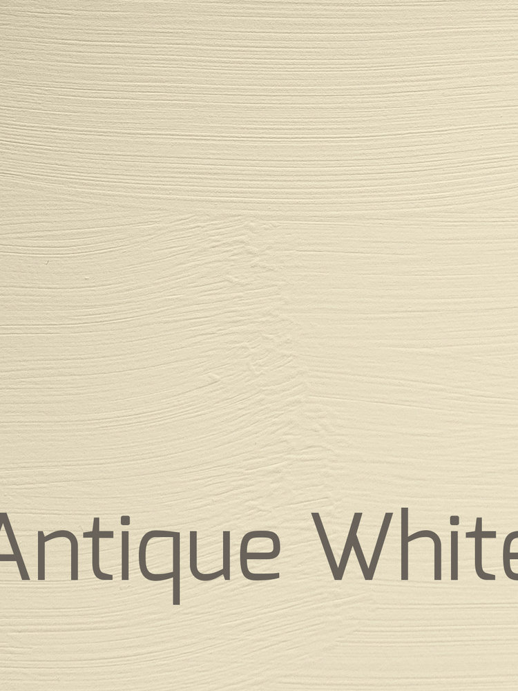 Versatile, washable paint for inside and outside, color Antique White