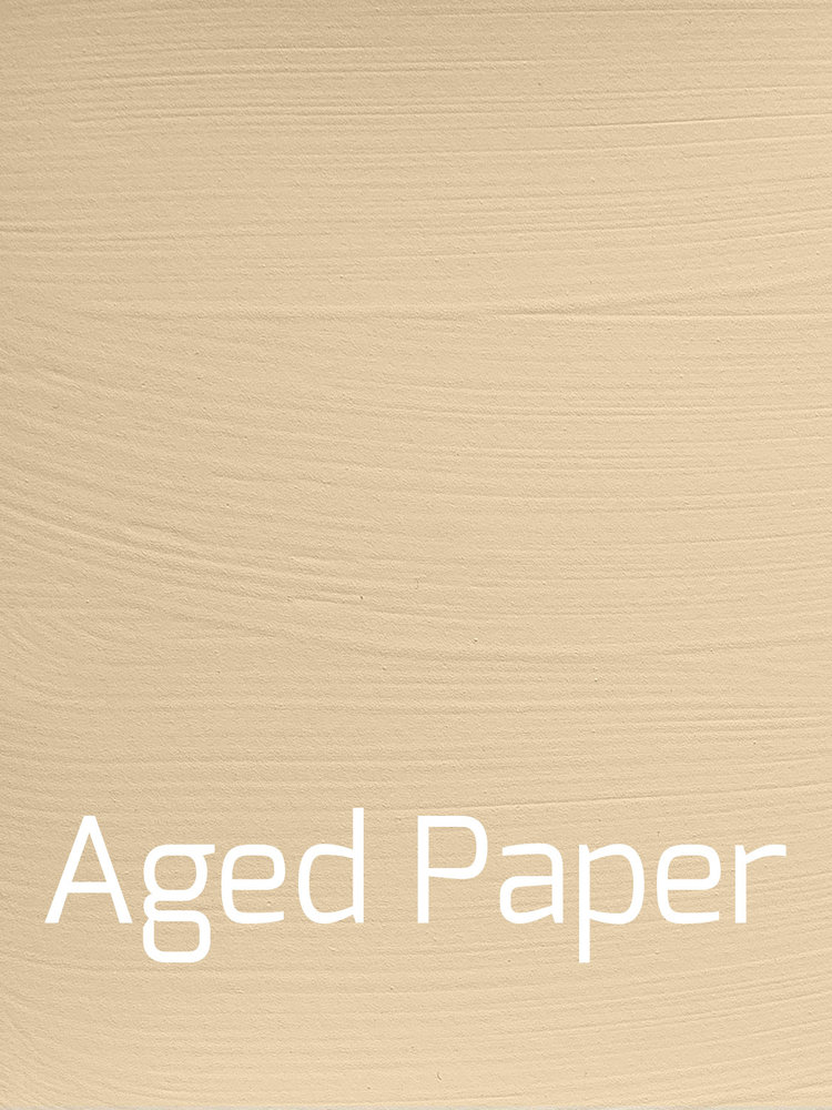 Versatile, washable paint for inside and outside, color Aged Paper
