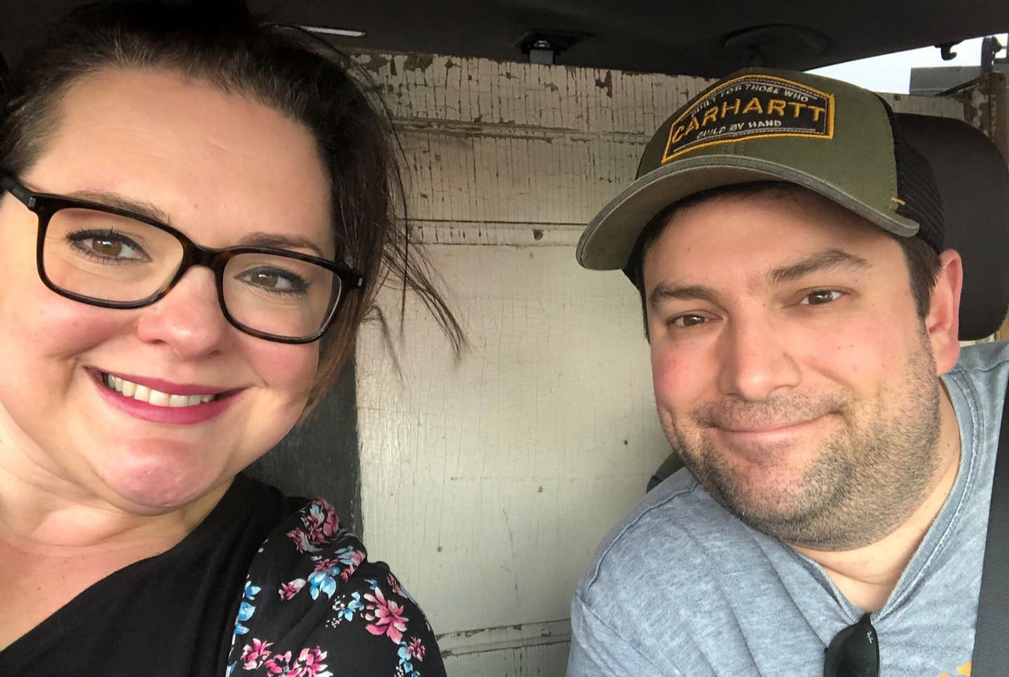 Kristin and Chris of Foxtrot Home