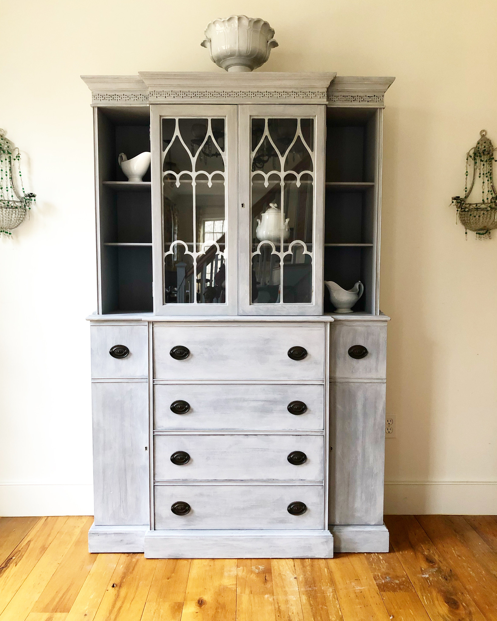 China Cabinet after