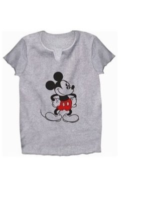 Jerry Leigh OLD SCHOOL MICKEY PJ TOP