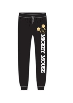 Jerry Leigh MICKEY MOUSE VARSITY SWEATPANTS