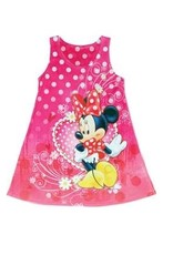 Jerry Leigh MINNIE IDOL GIRLS SUBLIMATED DRESS